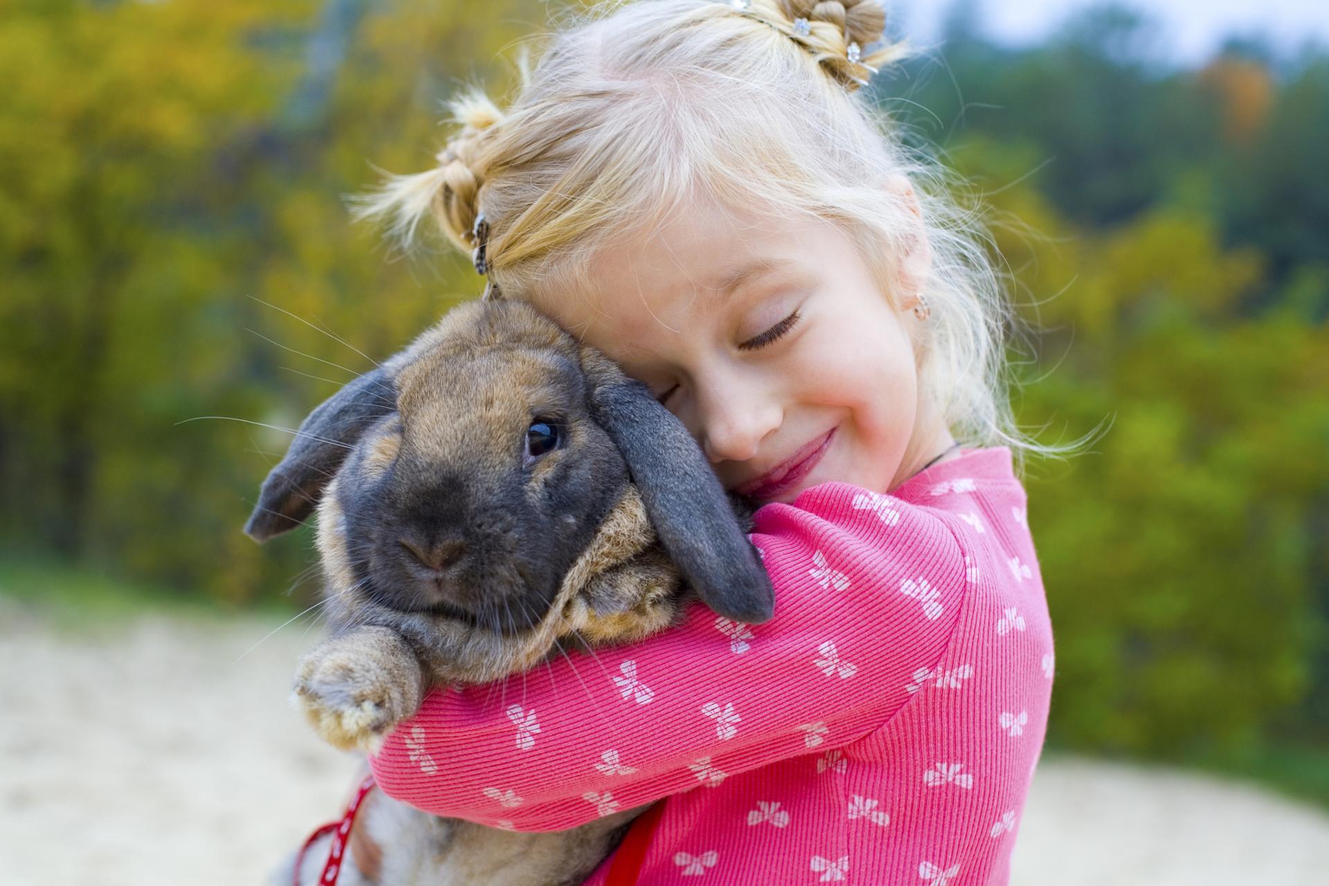 Haustiere unterstützen ein gesundes und ausgeglichenes Leben