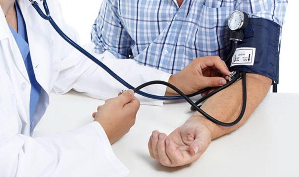 Gesundheitschecks ups
